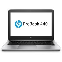 "HP Inc. ProBook 440 G3 - Core i7 7500U / 2.7 GHz - 16 GB RAM - 256 GB SSD - 14"" 1JR86UT#ABA"