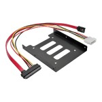 2.5 Inch SATA Hard Drive to 3.5 Inch Drive Bay Mounting Kit