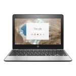 "Chromebook 11 G5 - Education Edition - Celeron N3060 / 1.6 GHz - Chrome OS - 4 GB RAM - 32 GB eMMC - 11.6"" TN 1366 x 768 (HD) - HD Graphics 400 - Wi-Fi, Bluetooth - kbd: US"