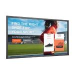 "PS5562T - 55"" Class LED display - interactive communication - 1080p (Full HD) 1920 x 1080 - edge-lit"