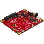 USB to mSATA Converter for Raspberry Pi and Development Boards