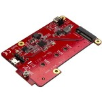 USB to M.2 SATA Converter for Raspberry Pi and Development Boards