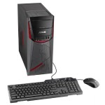 G11CD-DS52-GTX1060 - Tower - 1 x Core i5 7400 / 3 GHz - RAM 8 GB - HDD 1 TB - DVD-Writer - GF GTX 1060 - GigE - WLAN: 802.11ac, Bluetooth 4.1 - Win 10 Home 64-bit - monitor: none