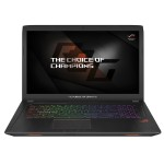 "ROG Strix GL753 Intel Core i7-7700HQ Quad-Core 2.80GHz Gaming Laptop PC - 16GB RAM, 1TB HDD, 17.3"" Full HD Display, DVD+/-RW SuperMulti, Gigabit Ethernet, 802.11ac, Bluetooh 4.1, Webcam, 4-Cell Li-Cylinder - Black"