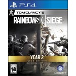 Tom Clancy's Rainbow Six Siege Year 2 Gold Edition Sony PS4