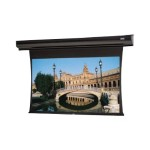 Tensioned Contour Electrol HDTV Format - Projection screen - motorized - 120 V - 110 in ( 109.8 in ) - 16:9 - HD Progressive 1.1 - black
