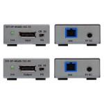 4K 600 MHz DisplayPort Extender