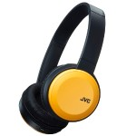 Bluetooth Folding On-Ear Lightweight Headphones - Yellow