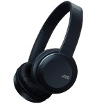 Bluetooth Folding On-Ear Lightweight Headphones - Black
