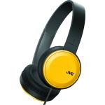 Wired Lightweight Folding On-Ear Headphones - Yellow