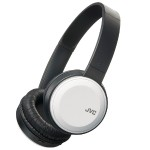 Bluetooth Folding On-Ear Lightweight Headphones - White
