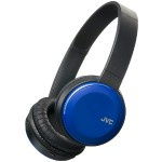 Bluetooth Folding On-Ear Lightweight Headphones - Blue