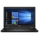 "Latitude 5580 Laptop PC - 15.6"" Full HD Display, Intel Core i7-7820HQ 2.9GHz Quad-Core Processor, 16GB DDR4 RAM, 256GB SSD, NVIDIA GeForce 940MX Graphics, Windows 10 Professional 64-bit"