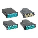 Opticom QuickNet Pre-Terminated MTP Cassette - Patch panel - 6 ports