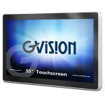 GVISION  55IN LCD TOUCH SCREEN  PCAP 10