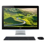 "Aspire Z3-715 - All-in-one - Intel Core i7-7700T 2.90 GHz Quad-core, 16 GB DDR4 SDRAM, 2 TB HDD, DVD-Writer, Gigabit Ethernet, Wireless LAN, Intel HD 600 Series, 23.8"" Full HD 1920 x 1080 Display, Webcam, HDMI, Windows 10 Home 64-bit"