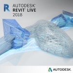 Revit LIVE 2018 Commercial New Single-user ELD Annual Subscription with Advanced Support