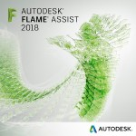 Flame Assist 2018 Commercial New Single-user ELD 2-Year Subscription with Advanced Support SPZD