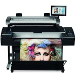 DesignJet HD Pro Multifunction Printer - Print speed : 650 ft²/hr, Linear scan speed : Up to 6 in/sec (color, 200 dpi); up to 13 in/sec (grayscale, 200 dpi), Memory standard : Printer: 64 GB (virtual); Scanner: 4 GB, CCD scanning technology