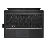 Collaboration - Keyboard - with toucad - backlit - dock - US - black - Smart Buy - for EliteBook x360 1012 G2; MX12 Retail Solution; Pro x2 612 G2