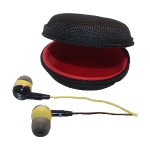 AE-SPORT Earphones - Black/Yellow