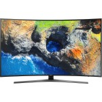 "UN65MU7500F - 65"" Class (64.5"" viewable) - 7 Series curved LED TV - Smart TV - 4K UHD (2160p) 3840 x 2160 - HDR - dark titan"