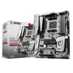X370 XPOWER Gaming Titanium Motherboard - AM4 - ATX Form Factor - SLI - PCI-E