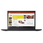"ThinkPad T470s Intel Core i5-7300U Dual-Core 2.60GHz Notebook PC - 4GB Soldered + 4GB DIMM, 256GB SSD, 14"" FHD IPS, Multi-touch, Wi-Fi, Bluetooth 4.1, 720p Camerak"