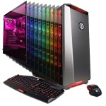 PC Gamer Master GMA330 with AMD Ryzen 7-1700X 3.40GHz CPU, 16GB DDR4, NVIDIA GTX 1080 8GB, 2TB HDD, 120GB SSD and Windows 10 Home 64-bit