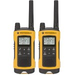 Talkabout T400 Two-Way Radio - Yellow