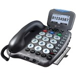 40dB Answering System with Talking Caller ID