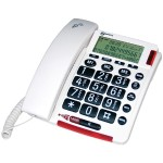 40dB Telephone with Talking Caller ID
