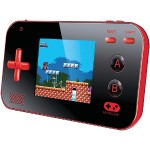 My Arcade Gamer V Portable Gaming System - Red/Black