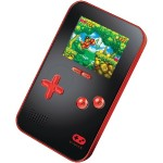 My Arcade Go Gamer Portable Gaming System - Red/Black