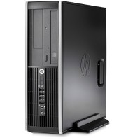 HP Inc. Pro 6305 AMD Dual-Core A4-5300B 3.40GHz Small Form Factor Desktop - 4GB RAM, 500GB HDD, DVD-ROM, Gigabit Ethernet - Refurbished MIBHP6305/3.4AMD-4