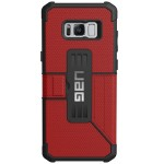 Metropolis Case for Galaxy S8+ - Magma