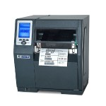 H-Class H-6308 - Label printer - DT/TT - Roll (6.7 in) - 300 dpi - up to 479.5 inch/min - parallel, USB, LAN, serial, Wi-Fi