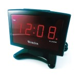 "9"" LED Alarm Clock"