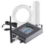 Fusion2Go RV 4G Cell Phone Signal Booster Kit