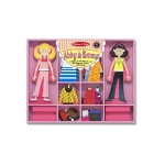 Abby and Emma Magnetic Dress Up Set