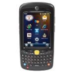 MC55A0 Wireless Rugged Wi-Fi Enterprise Mobile Computer LAN 80211abg Bluetooth 2D Imager 256MB RAM1GB Flash QWERTY Keyboard