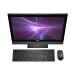 "OptiPlex 5250 - All-in-one - 1 x Core i5 7500 / 3.4 GHz - RAM 4 GB - HDD 500 GB - DVD-Writer - HD Graphics 630 - GigE - WLAN: 802.11a/b/g/n/ac, Bluetooth 4.2 - Win 10 Pro 64-bit - vPro - monitor: LED 21.5"" 1920 x 1080 (Full HD) -  Smart Selection"