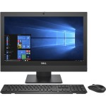 "OptiPlex 5250 - All-in-one - 1 x Core i5 7500 / 3.4 GHz - RAM 8 GB - SSD 256 GB - DVD-Writer - HD Graphics 630 - GigE - WLAN: 802.11a/b/g/n/ac, Bluetooth 4.2 - Win 10 Pro 64-bit - vPro - monitor: LED 21.5"" 1920 x 1080 (Full HD) -  Smart Selection"