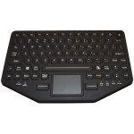 Dual Connectivity Slim Keyboard with Touchpad