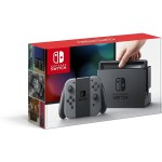 Switch 32GB Console with Gray Joy-Con