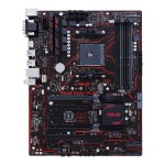 PRIME B350-PLUS AMD AM4 ATX Motherboard with LED Lighting, DDR4, 32Gb/s M.2, HDMI, SATA 6Gb/s, USB 3.1