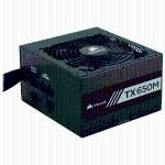 TX-M Series TX650M - 650 Watt 80 Plus Gold Certified PSU