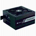 TX-M Series TX850M - Power supply (internal) - ATX12V 2.4/ EPS12V 2.92 - 80 PLUS Gold - AC 100-240 V - 850 Watt - active PFC - North America