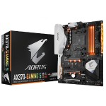 AORUS GA-AX370-Gaming 5 AM4 AMD X370 RGB FUSION SMART FAN 5 HDMI M.2 U.2 USB 3.1 Type-C ATX DDR4 Motherboard