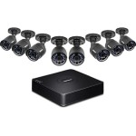 8-Channel HD CCTV DVR Surveillance Kit